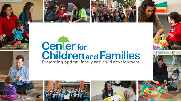 The Center for Children and Families: Play with Me Image