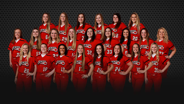 Central College Softball Image