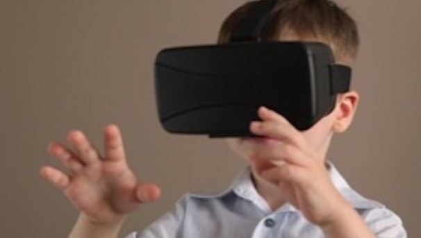 Using VR to Reduce Anxiety in Pediatric Patients Image