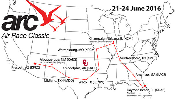 Flying Sooners - Women's Race Team Image