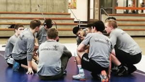 WWU Wrestling to Cal Open