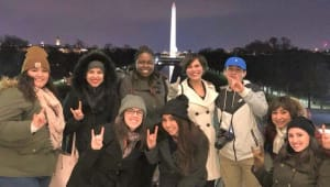 Send Social Work Students to Washington, D.C.