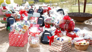 UTEP Food Pantry Holiday Basket Project
