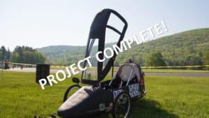 REV: Prototype Electric Vehicle for the Shell Eco Marathon