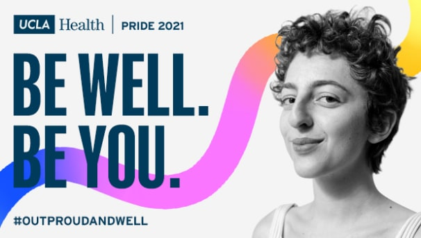 Out, Proud and Well: UCLA LGBTQ Health and Wellness Initiatives Image