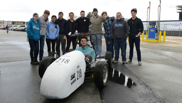 Tufts Electric Racing Image
