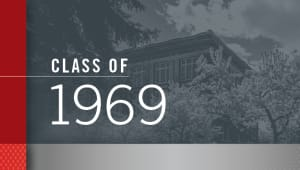 Class of 1969 50th Reunion: 50 percent for 50 years!