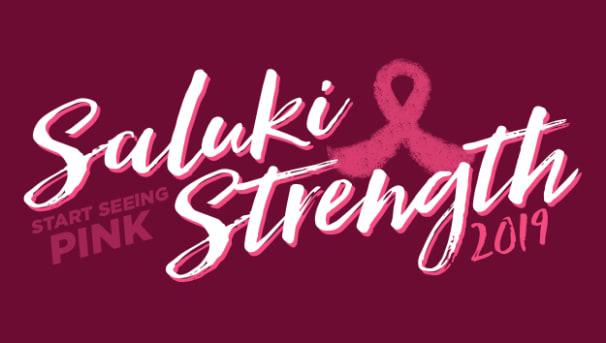 Saluki Strength Breast Cancer Scholarship 2019 Image