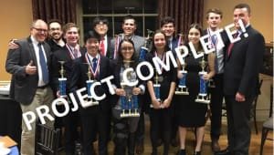 RPI Flying Club: Trip to Nationals 2019