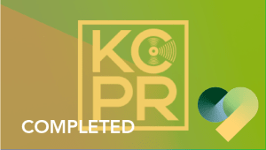 KCPR 50th Anniversary Pledge Drive