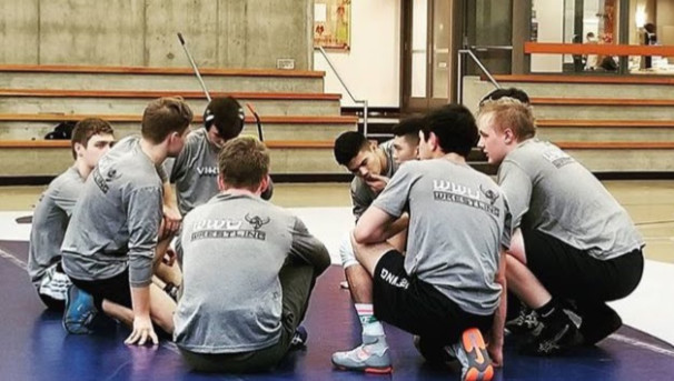 WWU Wrestling to Cal Open Image