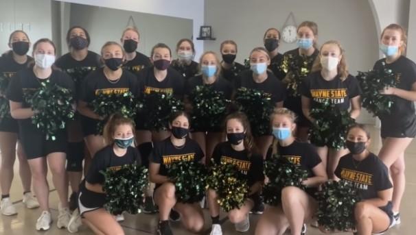 Wayne State Dance Team Fundraiser 2021 Image