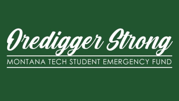 Montana Tech Student Emergency Fund Image