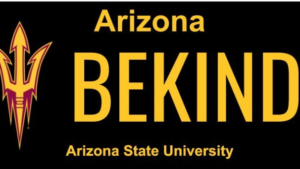 Help Us Leave Our Legacy at ASU with a Sun Devil Kindness Mural Image