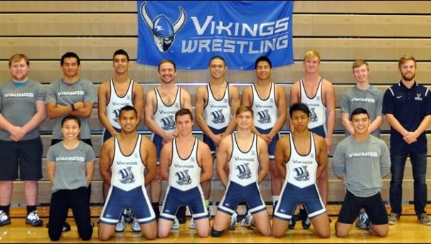WWU Wrestling Image