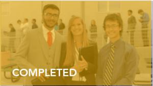 Career Services Internship Scholarship Program