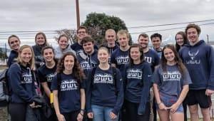 WWU 2019 Swim Team