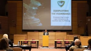 Conference on Anti-Trafficking Legal Advocacy