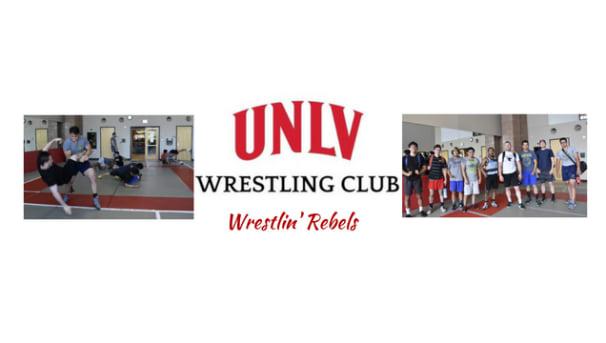 Support UNLV Wrestling Image