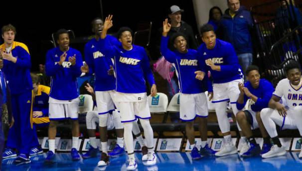 UMKC Men's Basketball Image