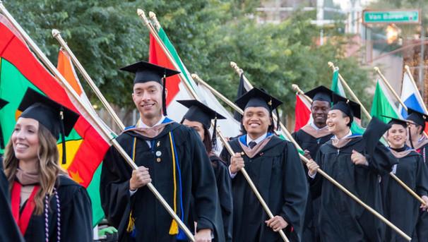 Thunderbird Returned Peace Corps Volunteers Scholarship Image