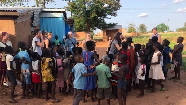 Nursing Students Give Back in Ghana 2019 Image