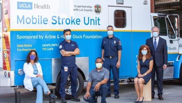 The UCLA Stroke Rescue Program Image