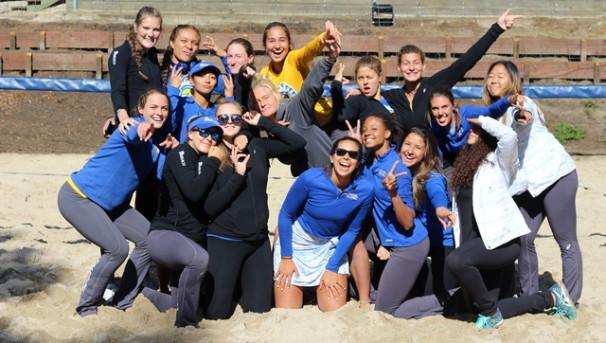 SJSU Women's Volleyball Image