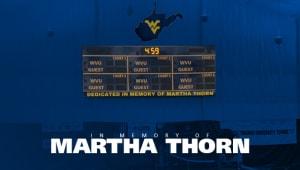 WVU Women's Tennis Scoreboard Project