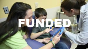 Distraction in Action: Helping Kids in Pain
