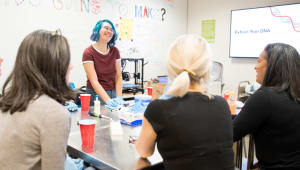 Funding the Next Generation of Makers at UCSF