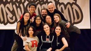 Take Rutgers Swing Team Social Dancing!
