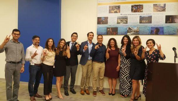 UCI Iranian American Alumni Chapter Image