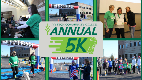 Ivy Tech Terre Haute 5K Support Image