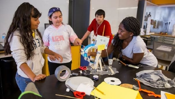 Fulton Engineering Summer Academy Image