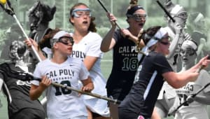 Support Cal Poly Women's Club Lacrosse