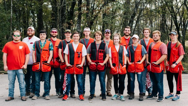 Nationals Bound: Support the U of A Shotgun Sports Club! Image