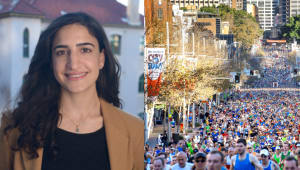 Rania Masri - Save Sight Institute City to Surf!