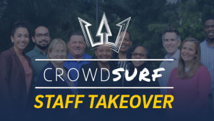 Staff Takeover