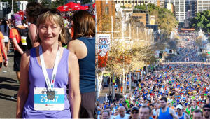 Briony Glastonbury - SSI - City2Surf 2019