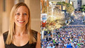 Emma Coleman - Save Sight Institute City to Surf!