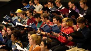 WWU Concert Choir IceFinEst Tour 2020