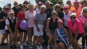 Par-Tee Girls For Breast Cancer Research