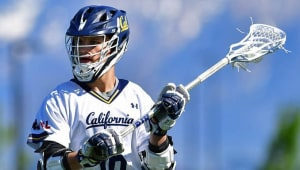 Cal Men's Lacrosse Team
