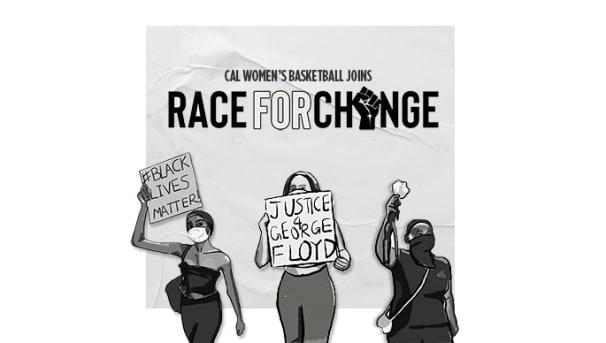 Women's Basketball: Race for Change Image