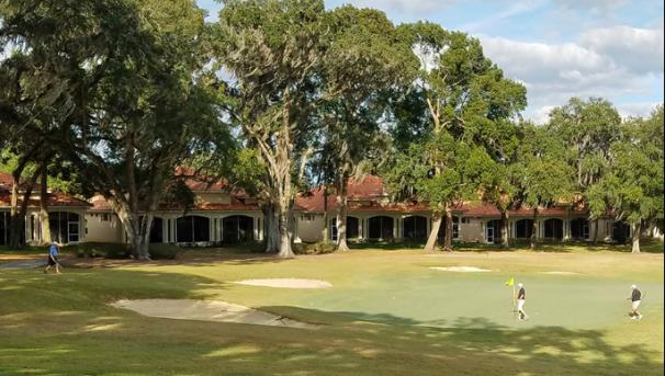 EMU Men's Golf- Spring Training Trip Image