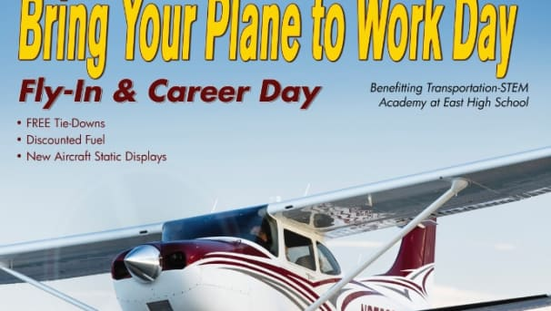 "T-Stem Academy ""Bring Your Plane to Work Day"" Fly-In & Career Day Image"