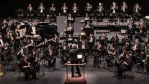 Send the UNLV Wind Orchestra to France