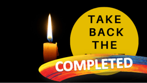UCI CARE Take Back the Night 2020