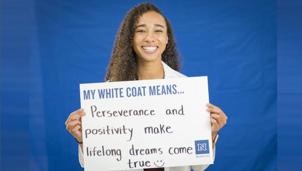 UNR Med 2021 White Coat Campaign Image